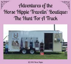 The Adventures Of The Horse Hippie Travelin' Boutique; The Hunt For ...