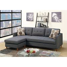 Wayfair Modern Sectional Sofa by A U0026j Homes Studio Mendosia Reversible Sectional U0026 Reviews Wayfair