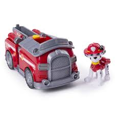 100 Postal Truck Fire PAW Patrol Marshalls Transforming With Popout Water