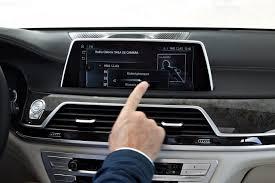 BMW Amazing 2016 BMW 7 Series [UK] Interior 2016 BMW 7 Series