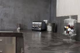beton ciré cuisine plan de travail cuisine en 71 photos idées inspirations conseils