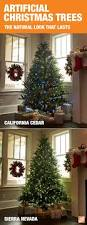 5ft Christmas Tree With Led Lights by Best 25 Artificial Christmas Trees Ideas On Pinterest Christmas