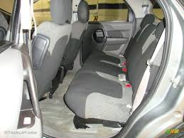 2004 Pontiac Aztek Standard Aztek Model interior