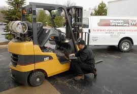 Forklift Repair, Railcar Mover Repair, Material Handling Repair In Wi