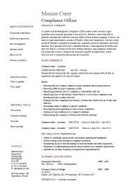 Resume Objective Manager Project Examples