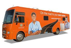 100 Truck Job Seekers December Mobile Workforce Center Schedule Includes Workshops Daily