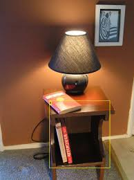 diy on how to build a cardboard nightstand bedside table