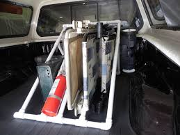 Homemade PVC Truck Bed Organizer (Watch Video) By My Friend ... Truck Bed Organizer Storage Vaults Lockers Boxes Hunt Hunter Hunting Added Decked 2017 Super 2014 Ram Promaster 1500 12 Ton Cargo Unloader Decked And System Abtl Auto Extras Adventure Retrofitted A Toyota Tacoma With Bed Drawer Welcome To Loadhandlercom Amazing The Images Collection Of Best Custom Tool Box How Build 8 Steps Pictures Lovely Pics Accsories 125648 Ideas Catch New Car Models 2019 20 Accessory Work Truck Organizer Utility Products Magazine Top Reviews