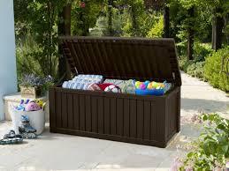 plastic garden storage boxes quality plastic sheds
