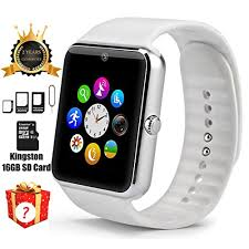 Smart Watch GT08 Bluetooth with 16GB SD Card and SIM Card Slot for