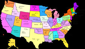 Maps Us States And Capitals Map Of Usa For Kids Inspirationa Interactive