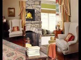 country style living room decor ideas youtube