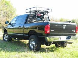 100 Diesel Truck Resource 51 Headache Racks For Dodge S Dee Zee Headache Rack Steel
