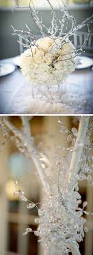 Winter Branch Table Centerpiece