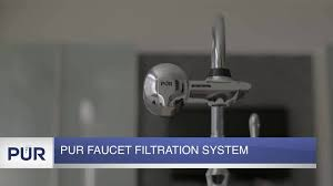 Pur 3 Stage Faucet Filter Refill by Basic Vertical Faucet Mount With Filter White Walmart Com