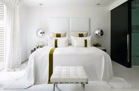 Bedroom Design Designs By Top Interior Designers Kelly Hoppen Gorgeous White
