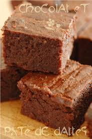 comment faire de la pate de datte moelleux chocolat pâte de dattes gourmandise