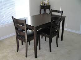 elegant 5 piece dining furniture set