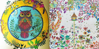 Coloring Books For Adults Do You REALLY Want To Color Within The