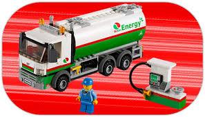 Lego City Octan Truck Related Keywords & Suggestions - Lego City ...