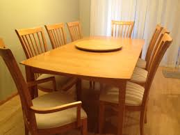 Maple Dining Room Table And Chairs In Set Decorations 2