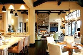 Dining Room With Fireplace Ideas