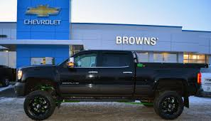 Custom GMC Trucks In Dawson Creek British Columbia - Sierra & Canyons