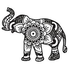 Coloring Pages Elephants 15 Download Elephant For Adults