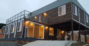100 Containers Turned Into Homes Green Container Clean Modern Living GBO