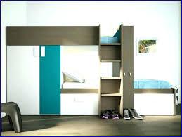 lit avec bureau int r lit mezzanine avec bureau et armoire lit mezzanine avec armoire lit