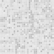 Pattern Mosaic Tiles Texture Stock Vector