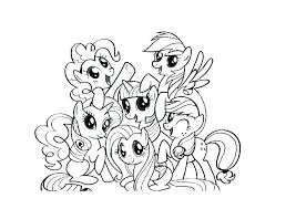 My Little Pony Twilight Sparkle Coloring Pages Applejack Princess
