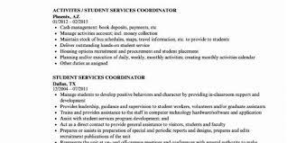 49 Student Teaching Coordinator Sample Resume