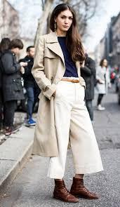 comment porter une jupe culotte blanche en 2017 24 tenues mode