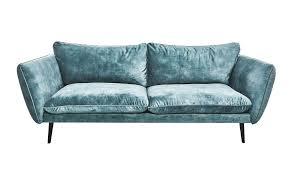 sofa parma hellblau