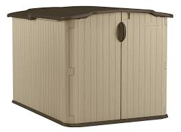 Suncast 7x7 Shed Accessories by Sheds Storage Sheds Garden Store Amazon Com