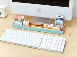 accessoire bureau diy mon bureau girly par thetrendygirl