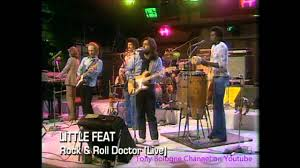 little feat live 75 fat man in the bathtub rock and roll