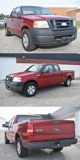 100 Ford Truck Transmissions Solid 2007 F 150 XLT Supercab 2WD Pickup Pickups For Sale