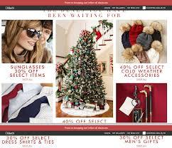 Dillards Christmas Trees For Sale by Dillard U0027s Black Friday Ad 2016