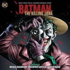 Batman The Killing Joke Original Motion Picture Soundtrack