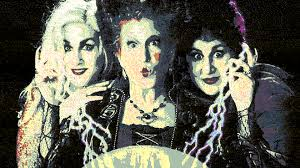 The Definitive Style Ranking Of 'Hocus Pocus' Characters - MTV Spooky Hocus Pocus Inspired Mission Inn Resort Lunch With Pwg Bunny In A Hat Poster Free Party Printables I Need Coffee To Focus Digital Print Alu Mito Chair By Conmoto Stylepark Hocus Pocus Halloween Boutique 082418 Make Your Own Sweater A Beautiful Mess Sisters Dress Up As Witches For Hokus Pokus Highchair Innlegg Facebook Collection Popsugar Love Sex
