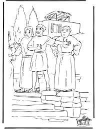 Bible Coloring Pages Paul