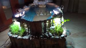 DIY INDOOR POND WITH WATERFALL - YouTube Build Backyard Waterfall Stream Easy Pond Waterfalls A And Backyards Ergonomic Building Diy Youtube Water Features For Any Budget The Guy Tutorial 1 How To Build A Small Backyard Directions Installing Pondless Without Buying An Building Pond 28 Images Home Decor Diy Project How Wondrous Ideas Remodelaholic On Indoor Pond With Waterfall Landscape Ideasbackyard Ideasmonmouth County Nj Bjl