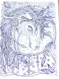 Animal Spirits Coloring Book For You To Color And Be The ArTiSt South West Style Art ALL Ages Adult