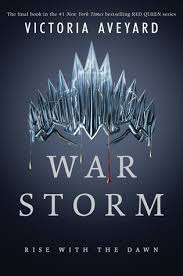 WAR STORM The Final Installment In RED QUEEN SERIES