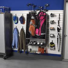 Rubbermaid Shed Shelves Home Depot by Decor Limitless Storage Possibilities With Gladiator Garage