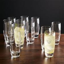 Otis Tall Drink Glasses Set Of 12