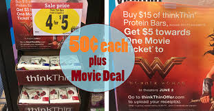 Grab A HOT Price On The ThinkThin Protein Superfruit Bars Theyre Sale For Only 125 Right Now And High Value 150 2 Printable Coupon Has