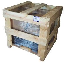 Open Sided Wooden Crates Orange County